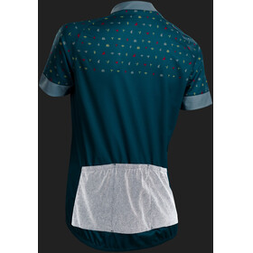Sugoi Evolution Zap Jersey Women Blue